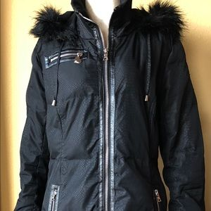 Guess down filled hooded Parka
